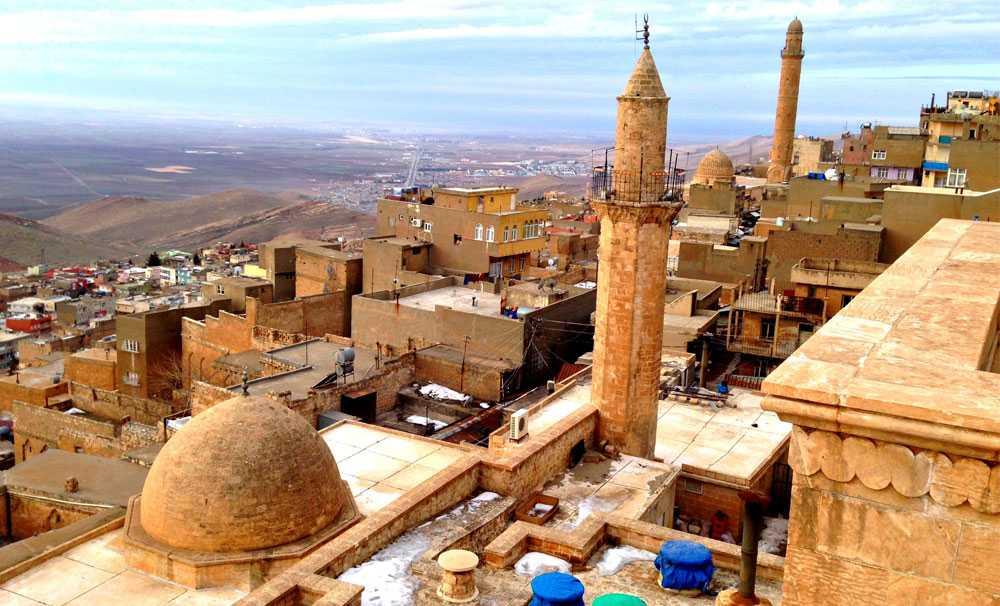Mezopotamya'nın Açık Hava Müzesi Mardin