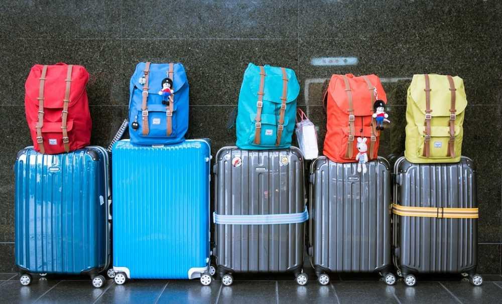 Tatile çıkmak güzel, fakat fazla ağır bavullar sorun!