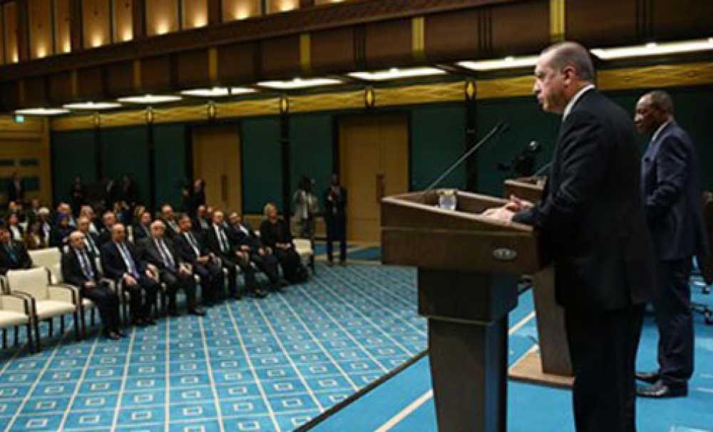 Türkiye ile Gine Arasında Vizeler Kalkıyor