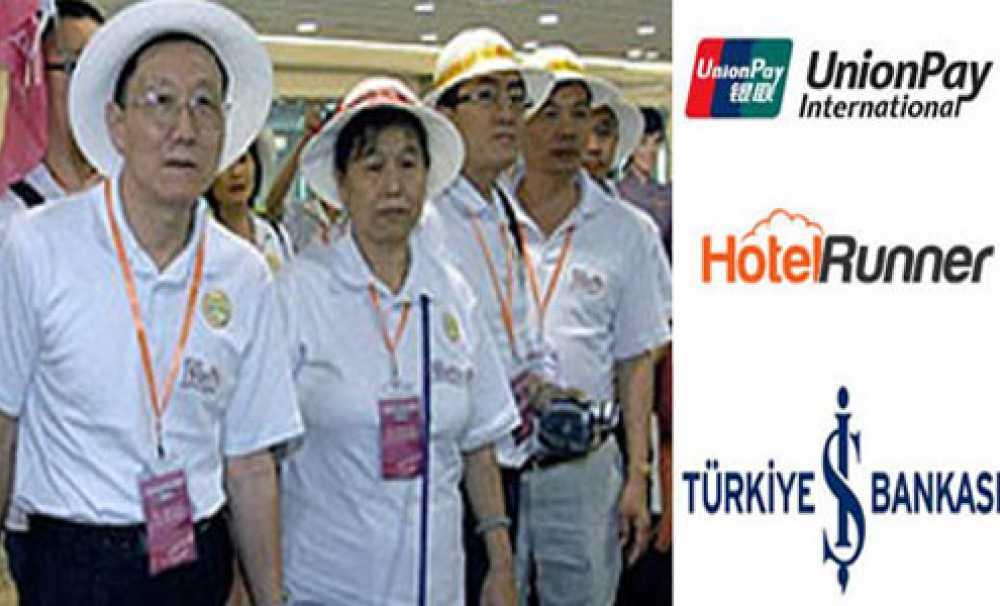 Uzak Doğu'ya Türkiye'deki otellerin kapısını UnionPay açıyor!
