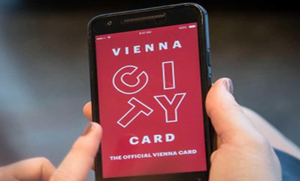Vienna City Card, hizmet seçeneklerini genişletiyor