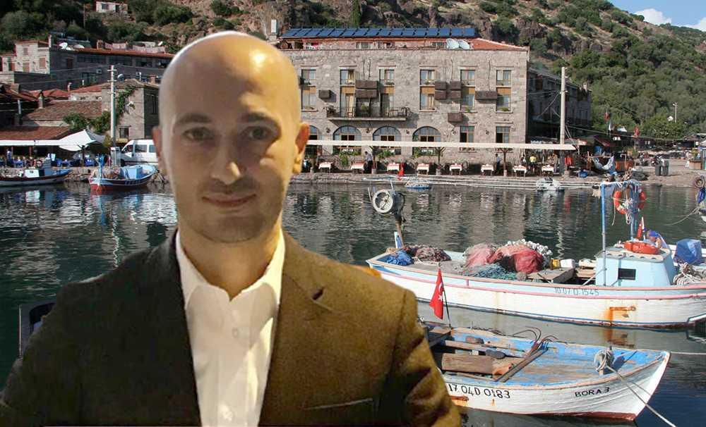 Assos Kapalı Değil, Çalışmalar Sadece Antik Limanda