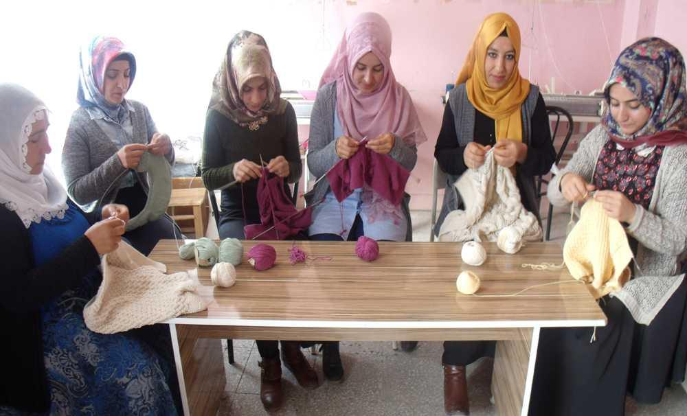 """Becerikli Anadolu kadınları """"Pacco Baby"""" projesiyle hayat buldu"""