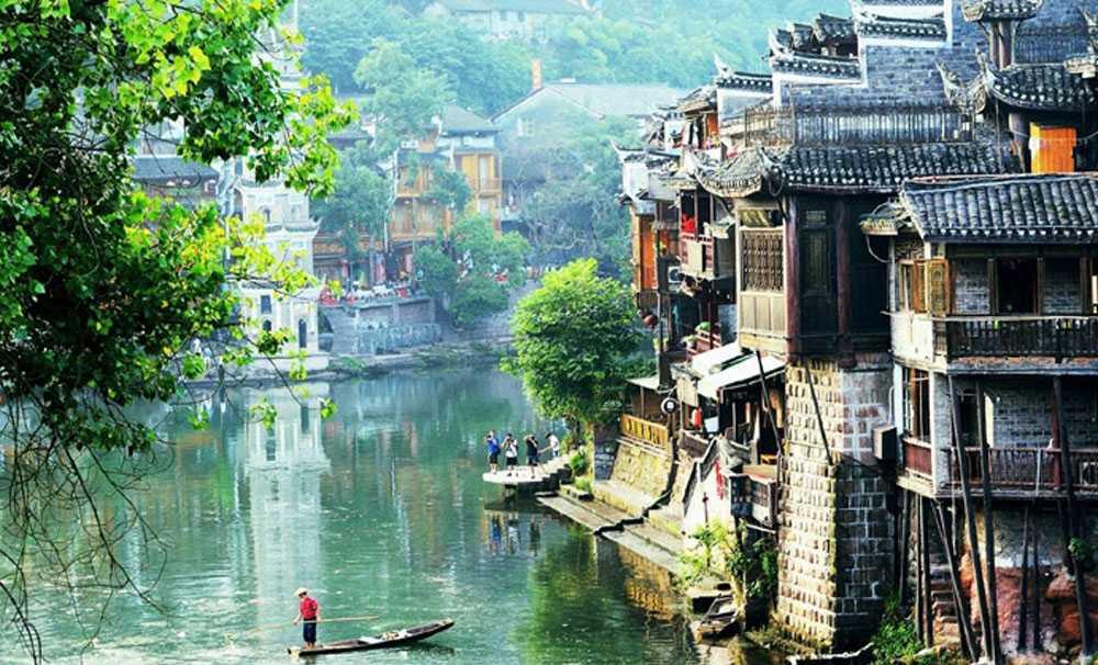 Çin'de Turizm Yatırımı 1,5 Trilyon Yuanı Aşacak