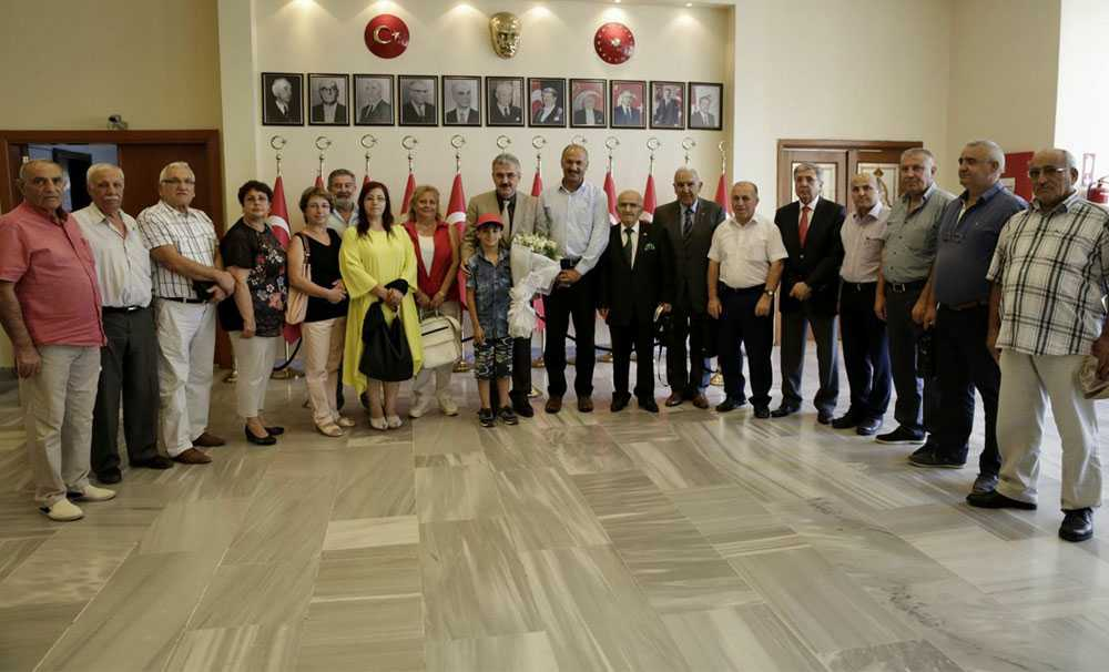 Dünya Emekliler Birliği İzmir'de kuruldu
