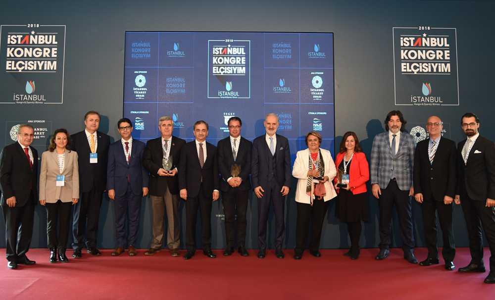 Dünya Kongrelerinin Kalbi İstanbul'da Atacak