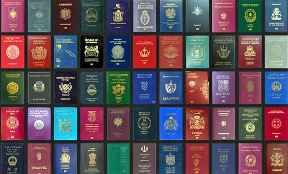 Dünyanın en değerli pasaportuna sahip ülkeleri belli oldu