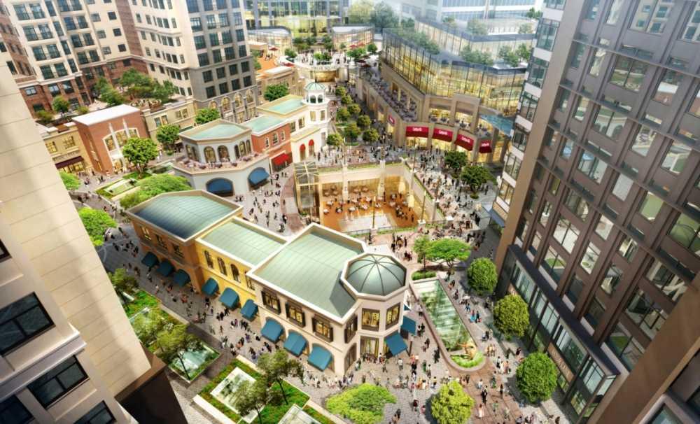 Emaar Square Mall ile alışverişin keyfi Çamlıca'da