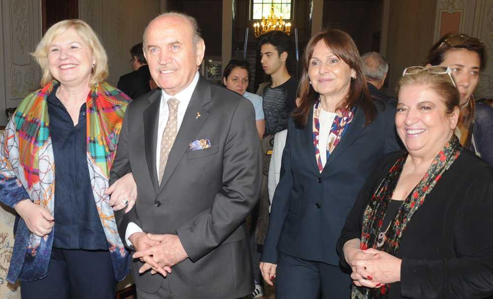 İBB Başkanı Kadir Topbaş, Turizmcilerle kahvaltıda buluştu