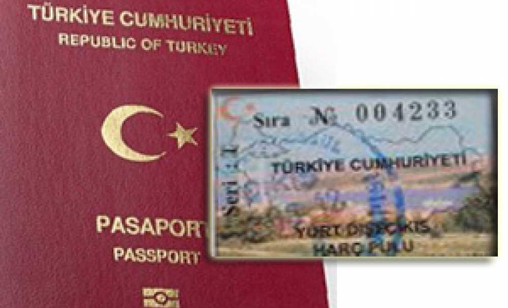İstanbul Yeni Havalimanı'nda 15 TL'lik yurt dışı harç pulu ücreti 20 Euro olacak!