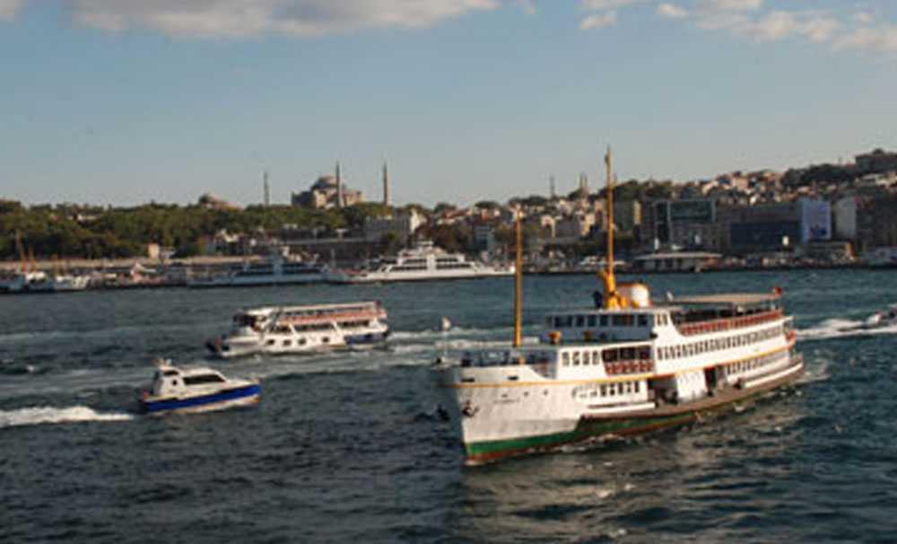 İstanbul'un ziyaretçi sayısı nisan ayında artış gösterdi