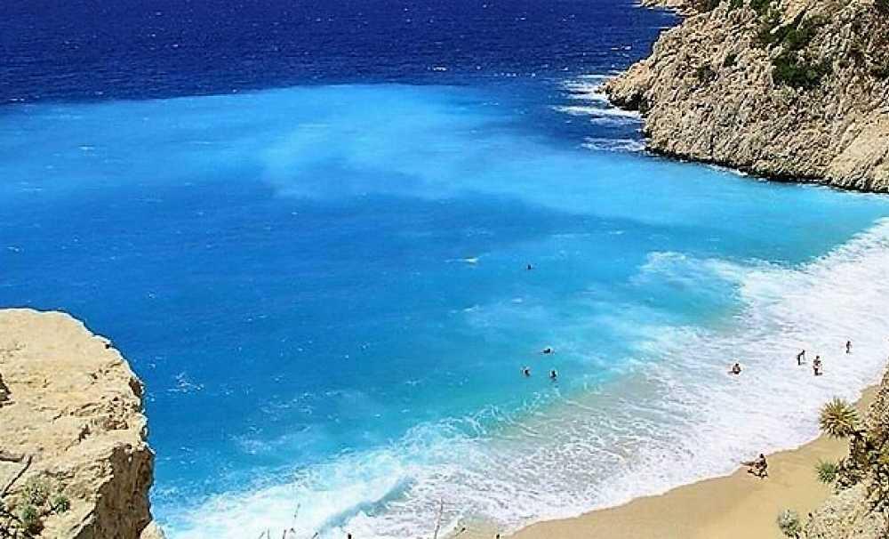 Kaputaş Plajı'ndaki yapılaşmaya, mahkeme hukuka aykırı bulmadı