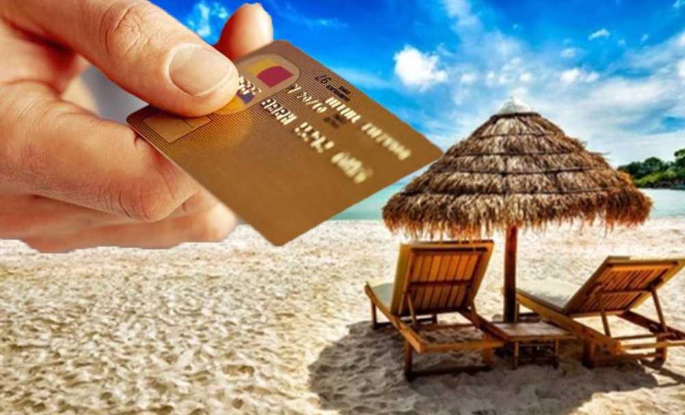 Kredi kartıyla yurt içi tatil harcamalarında taksit arttı