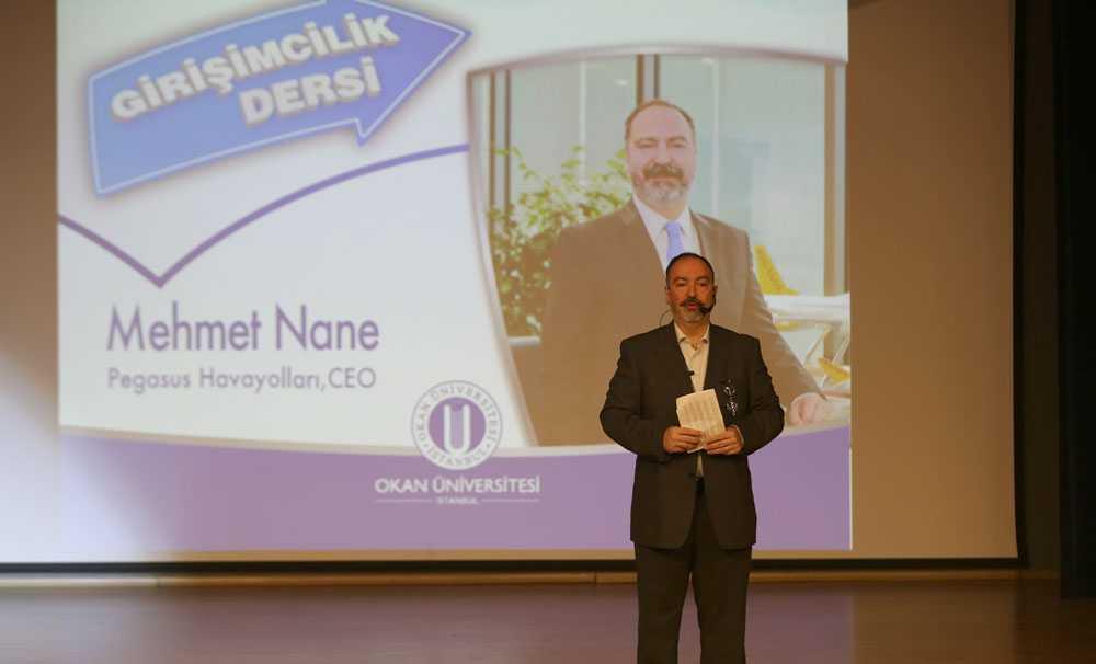 Pegasus Havayolları CEO'su Mehmet Nane:Sırada İsrail yasağı var