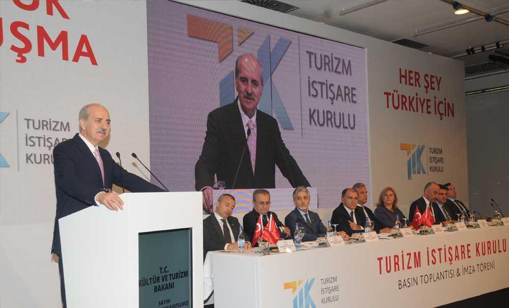 Turizm İstişare Kurulu ( TİK ) Kuruluş Protokolü İmzalandı
