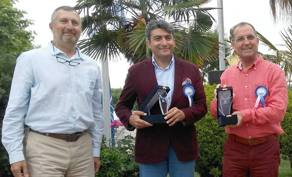 Türkiye Çevre Eğitim Vakfı'ndan D-Marin Göcek'e ödül
