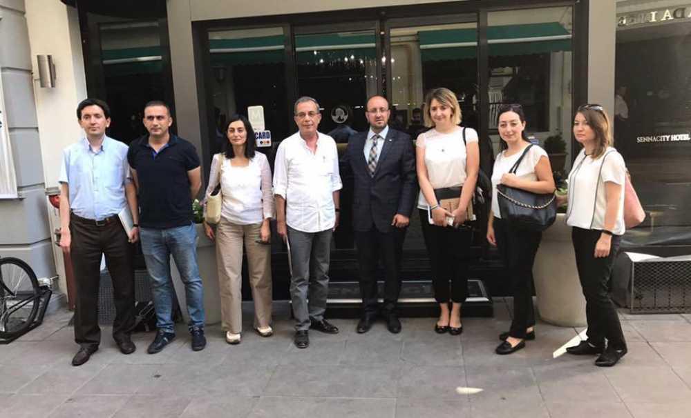 TÜROB Turizmin kalkınması için Anadolu'da