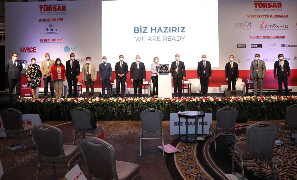 TÜRSAB MICE ihtisas Komitesi, MICE sektörünü bir araya getirdi