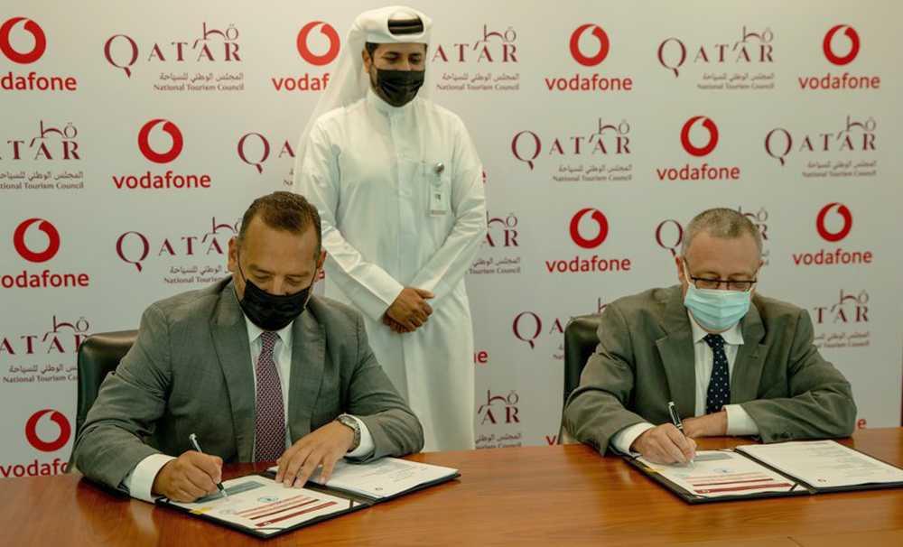 """Vodafone Katar ile """"Big Data"""" ortaklık anlaşması yaptı"""
