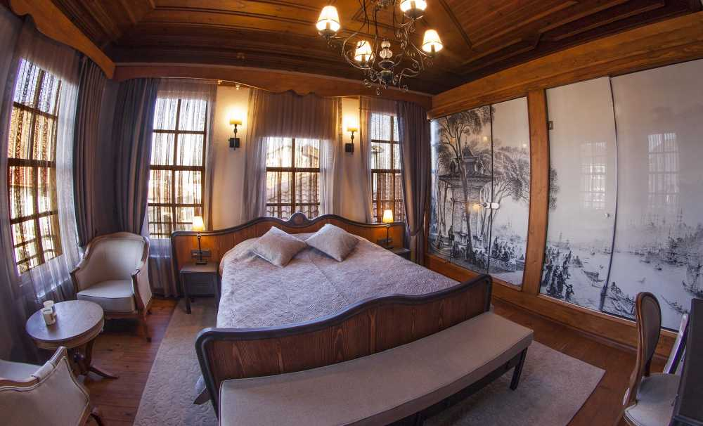 100 Yıllık Geçmişe Kadın Dokunuşu: KAF Konak Butik Otel