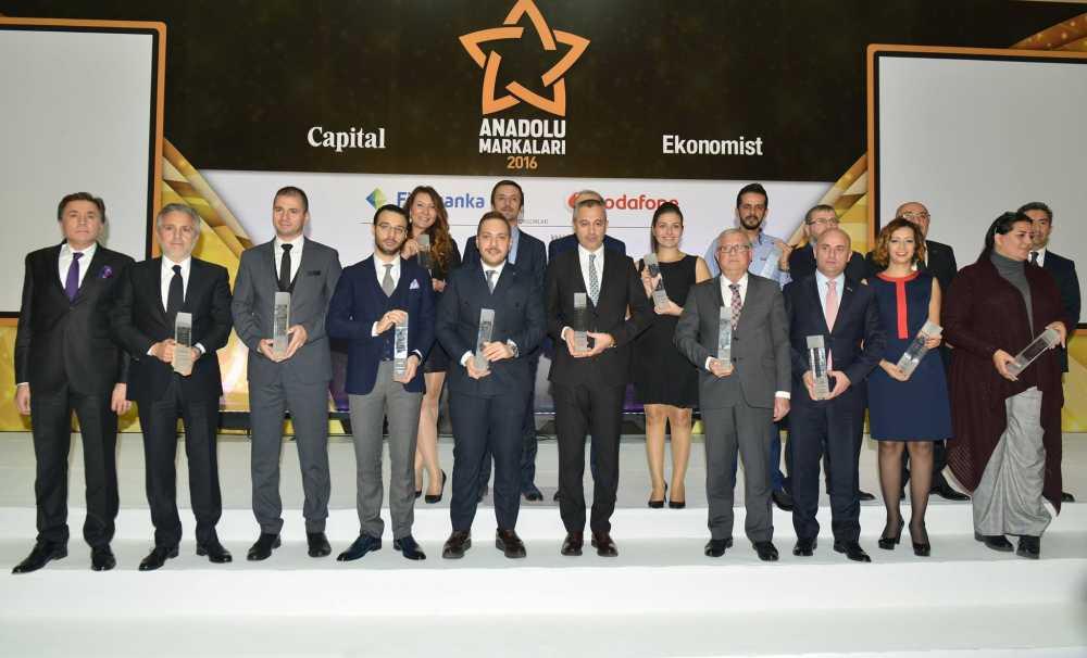 Anadolu Markaları Yarışması'nda Calista Luxury Resort ödüllendirildi