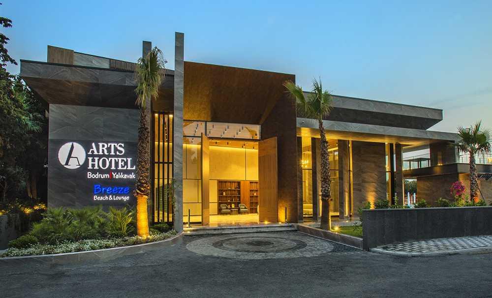 Arts Hotel; İstanbul'dan sonra şimdi de Bodrum'da kapılarını açtı