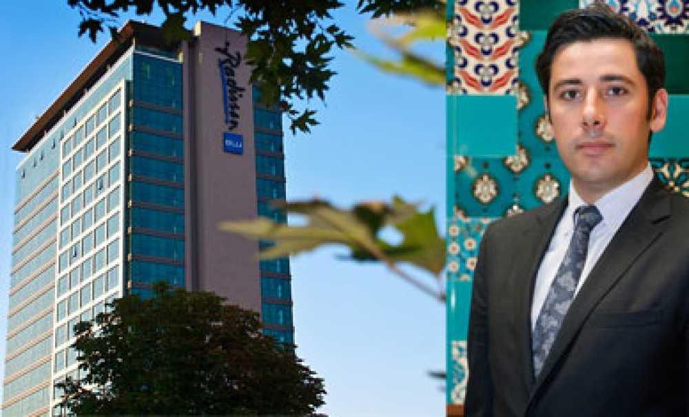Atakan Altuğ, Radisson Blu Hotel Kayseri'nin Genel Müdürü oldu