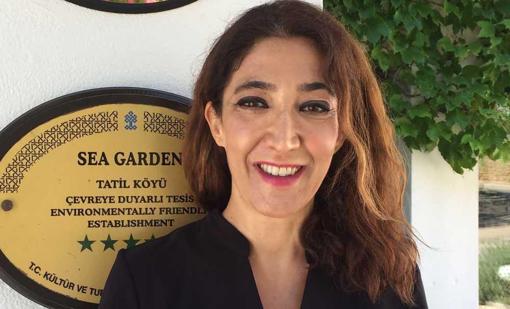 Ayşe Tozcu, Hapimag Resort Sea Garden Bodrum'da