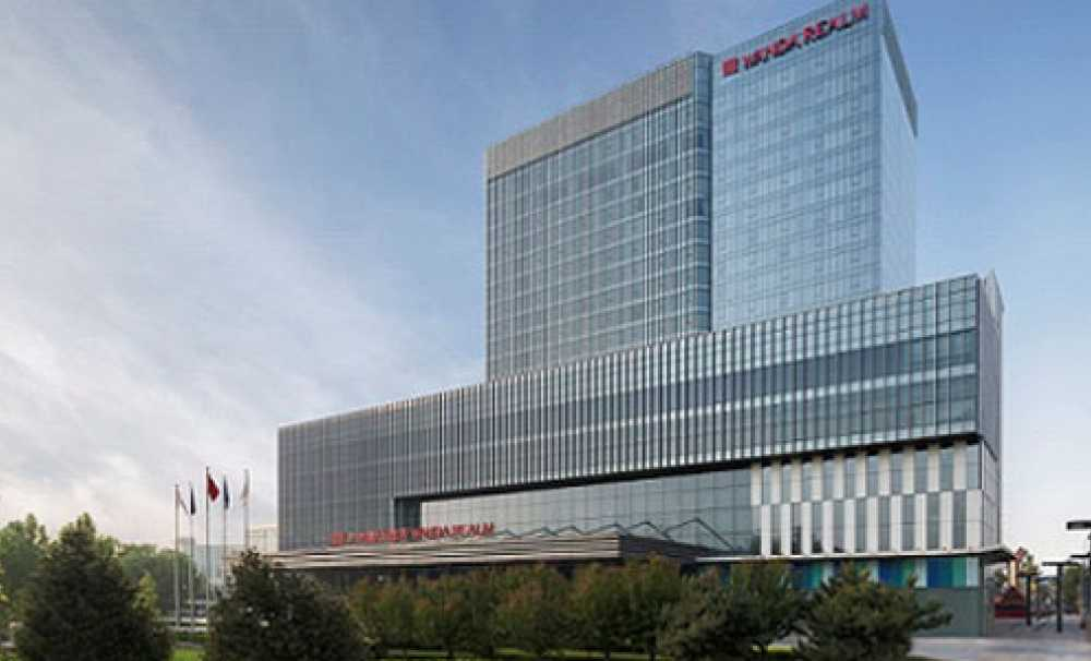 Çinli otel zinciri Wanda Hotels İstanbul'u seçti