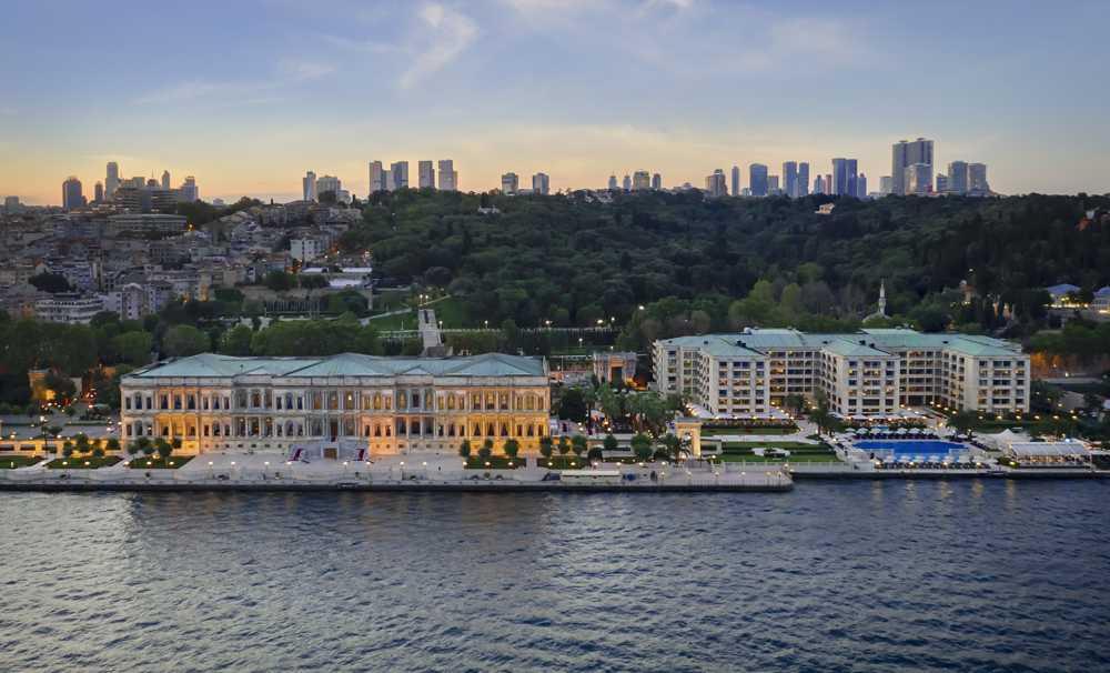 Çırağan Palace Kempinski, Dünya'nın En İyi 50 Otelinden Biri Seçildi