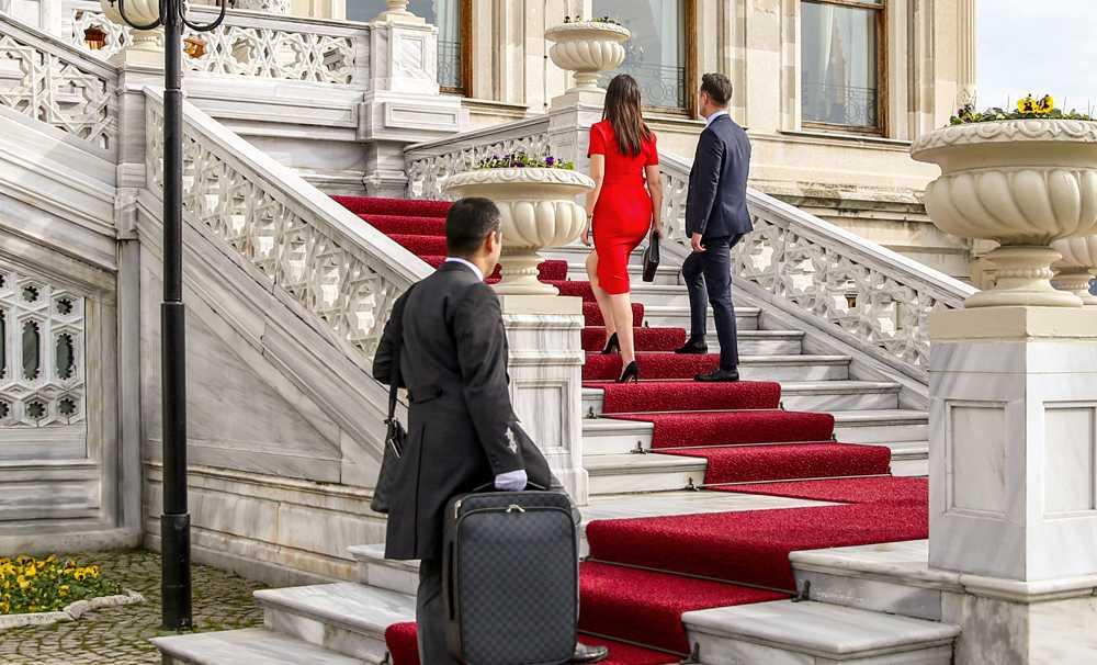 """Çırağan Palace Kempinski'de """"Zamansız Check-in ve Check-out"""" hizmeti"""