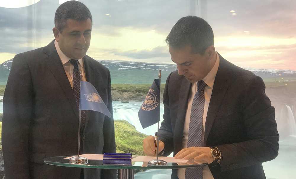 Concorde Hotels&Resorts Turizmde Global Etik İlkeleri imzaladı