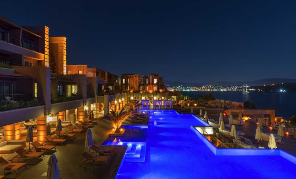 Condé Nast Traveler Avrupa'nın en iyi Resort Otelini seçti