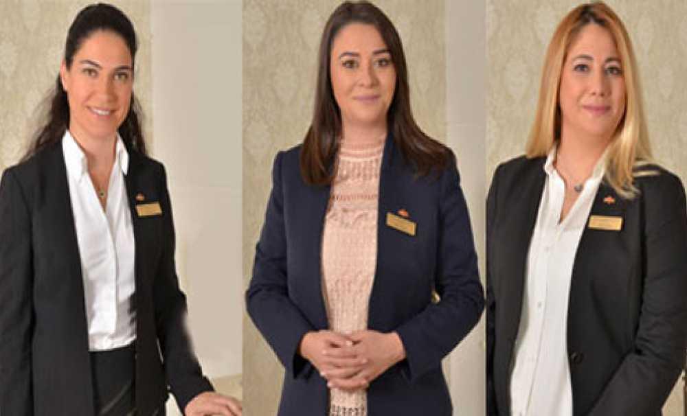 CVK HOTELS & Resorts'den önemli atamalar