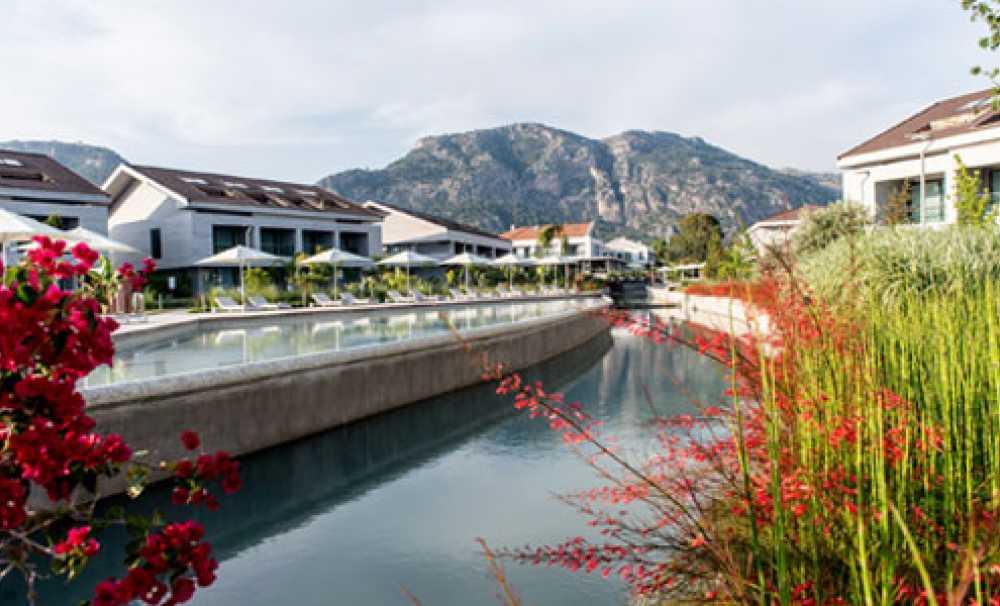 D-Resort Göcek'te Keyifli Bir Hafta Sonu