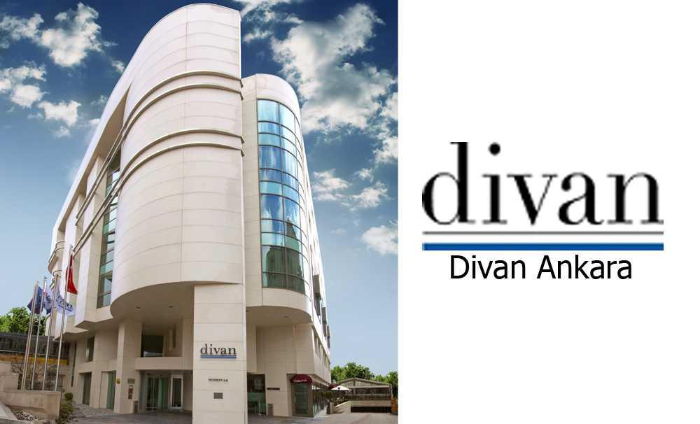 Divan Ankara Başkentin Kalbinde Misafirlerini Ağırlıyor