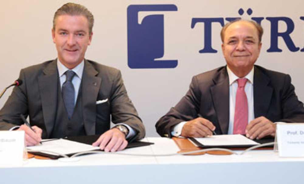 Divan Grubu ve Türkerler Holding Gayrimenkulde İşbirliği Anlaşması İmzaladı