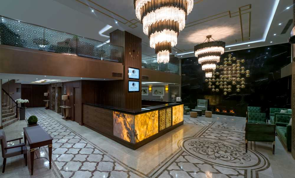 Double Tree by Hilton Elazığ Açıldı!