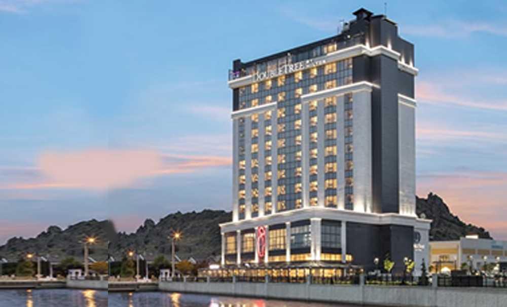 Doubletree By Hilton Afyonkarahisar Açıldı