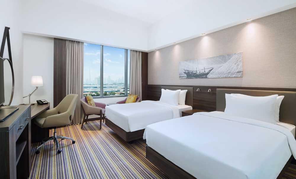 Dünyanın bu zamana kadarki En Büyük Bölgesel Hampton by Hilton Oteli Açılıyor