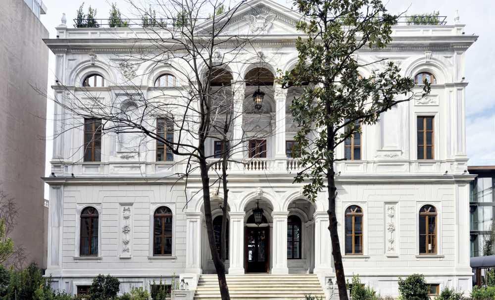 Dünyanın En Çekici Oteli Soho House İstanbul