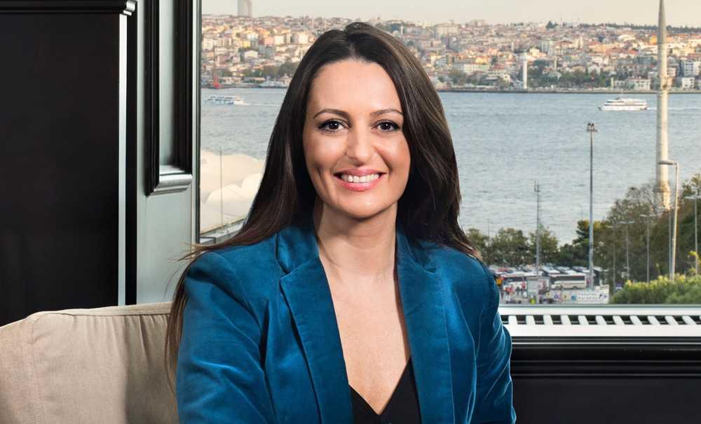 Ela Ergin yeniden Ritz - Carlton İstanbul'da görevine başladı
