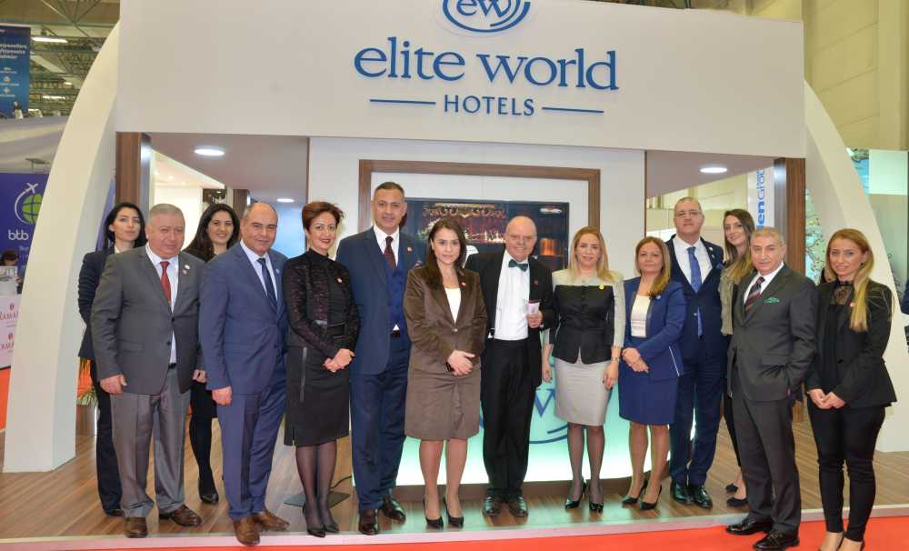 Elite World Hotels EMITT'te yerini aldı
