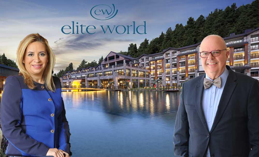Elite World Hotels, yeni konseptiyle turizm sektöründe fark yaratmaya hazır