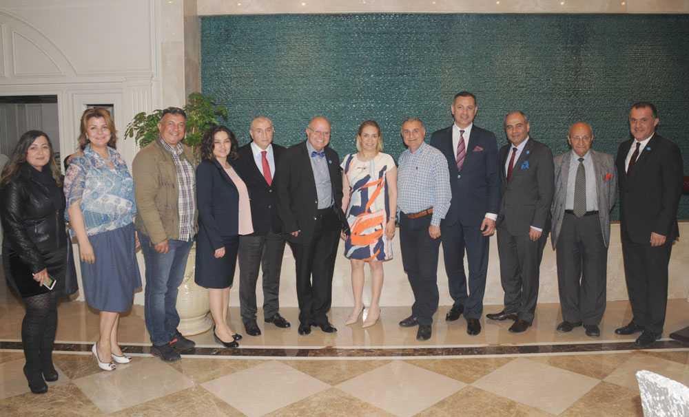 Elite World Hotels Yönetimi Turizm Yazarlarıyla İftarda buluştu