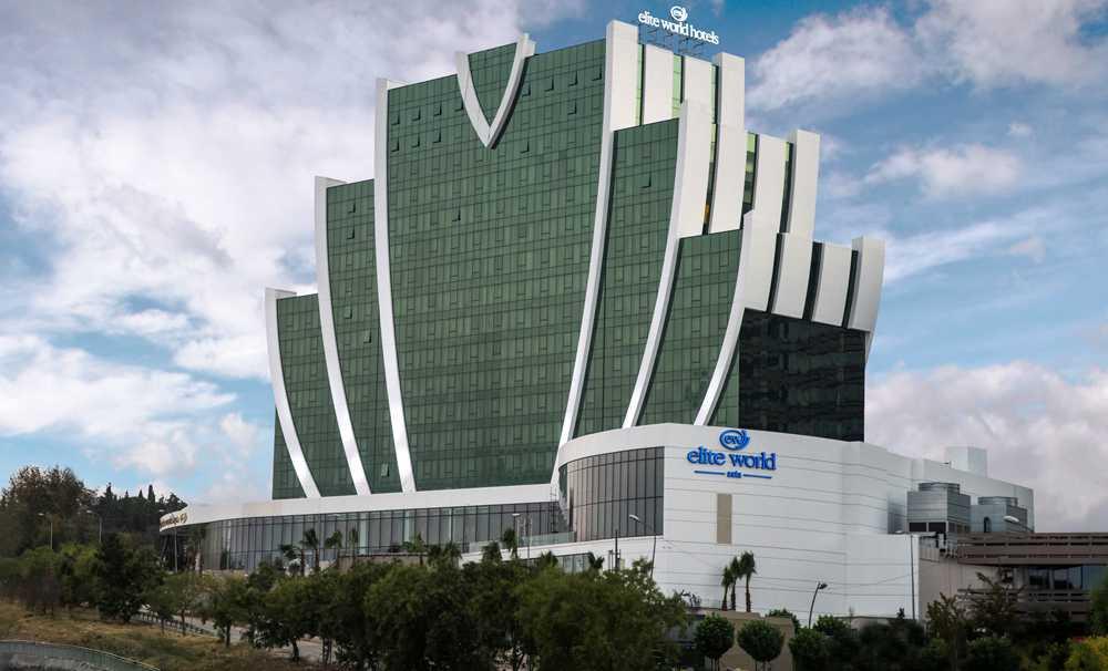 Elite World Hotels'den Küçükyalı'da 120 milyon dolarlık otel yatırımı