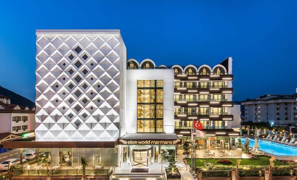 Elite World Marmaris Hotel iki ayrı ödül birden aldı