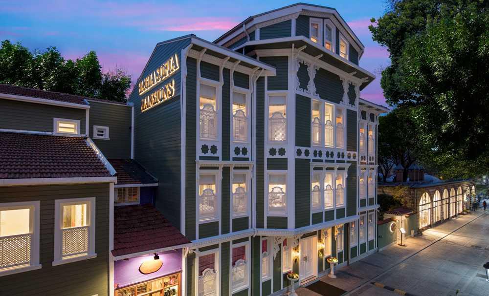 Hagia Sofia Mansions-Curio Collection by Hilton Sultanahmet'te Kapılarını Açtı