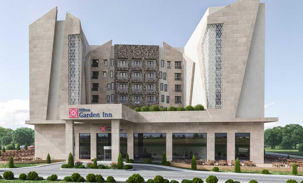 Hilton Garden Inn Tarihi Şehir Adıyaman'da