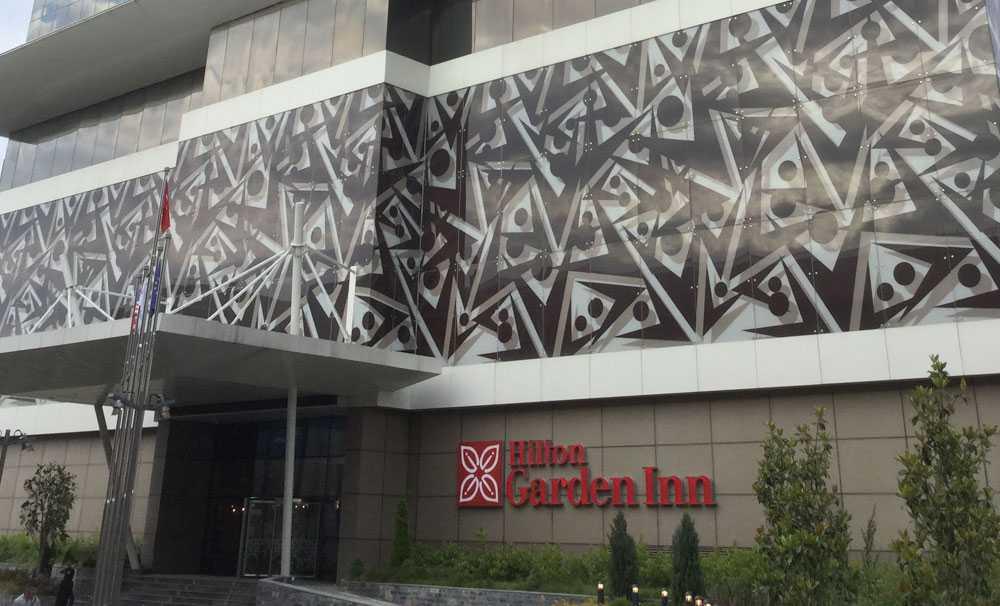 Hilton Garden Inn Türkiye'deki Yeni Otelini Açtı